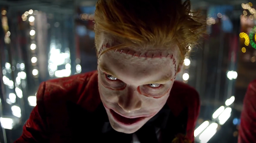 Jerome returns for one hell of a laugh in 'Gotham'