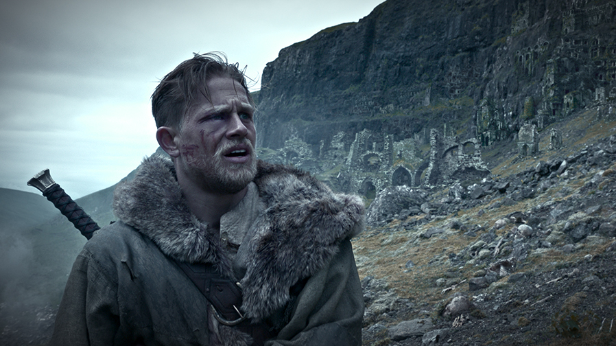 New teaser for 'King Arthur: Legend of the Sword' promises epic action
