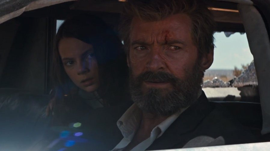 Check out the incredible new trailer for 'Logan'
