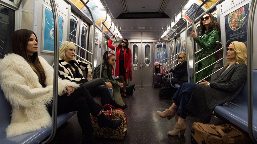 Get your first look at 'Ocean's Eight'