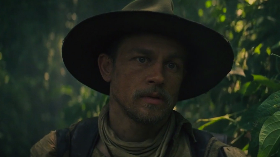 Charlie Hunnam follows the path of destiny in 'The Lost City of Z'