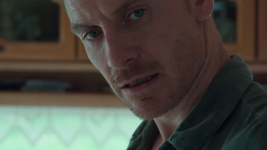 Michael Fassbender takes a dramatic ride in 'Trespass Against Us'