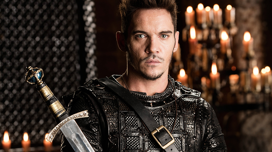 Jonathan Rhys Meyers set to make his debut in 'Vikings'