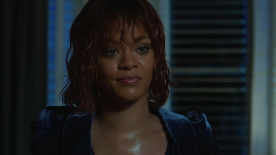 Get your first look at Rihanna as Marion Crane in 'Bates Motel'