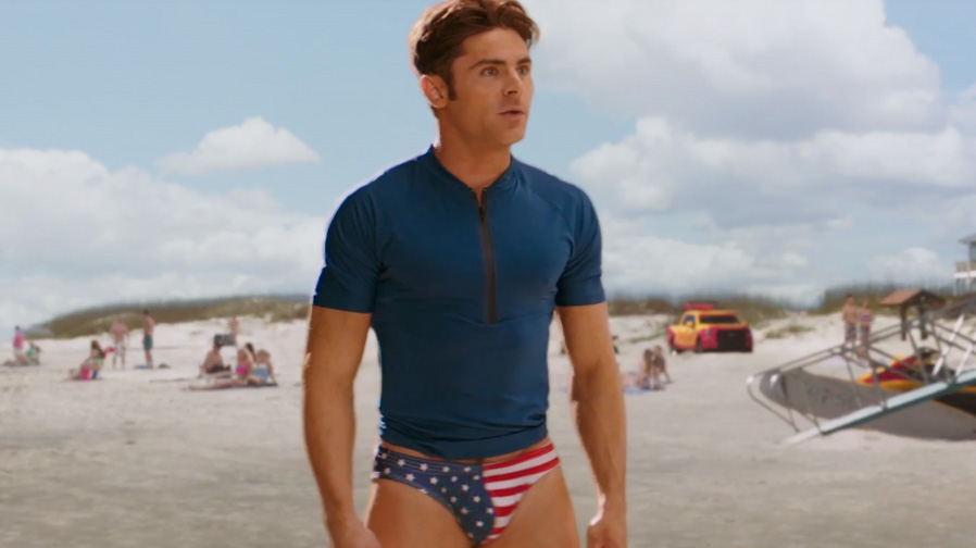 Freedom of the beach awaits in 'Baywatch'