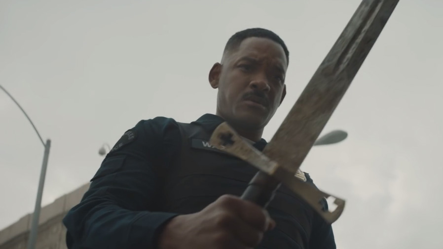 The first teaser for David Ayer's 'Bright' is here starring Will Smith