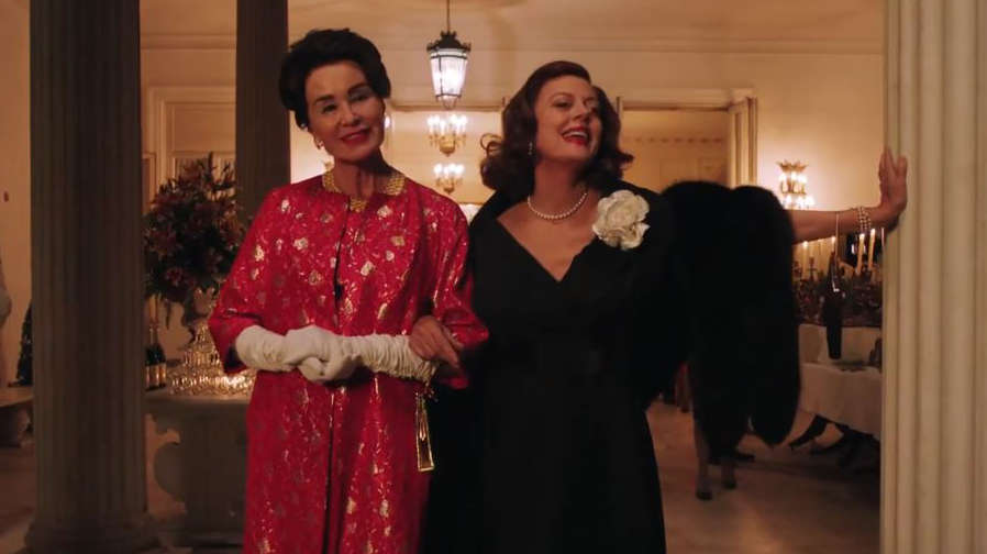 Jessica Lange and Susan Sarandon stun in the first trailer for 'Feud'