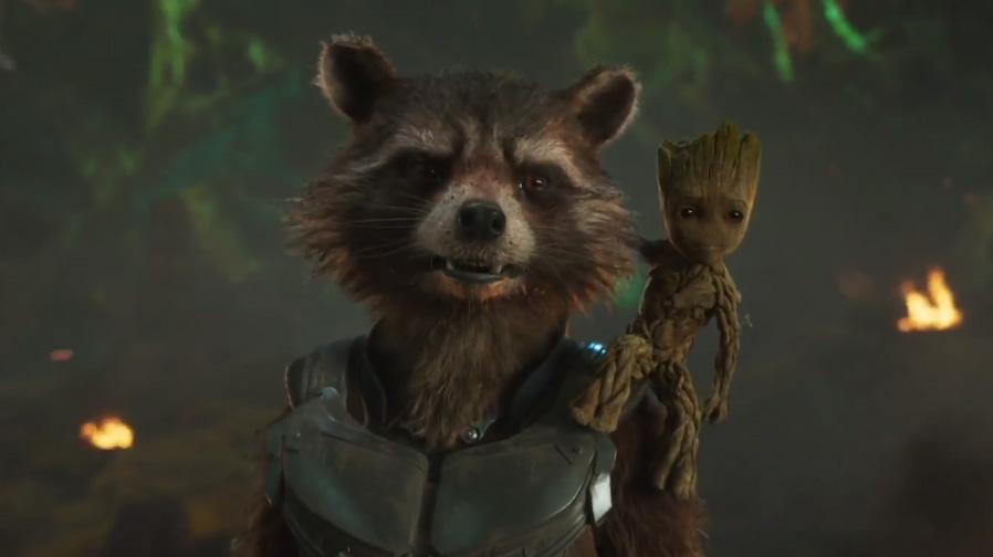 It's roll call time for 'Guardians of the Galaxy Vol.2'