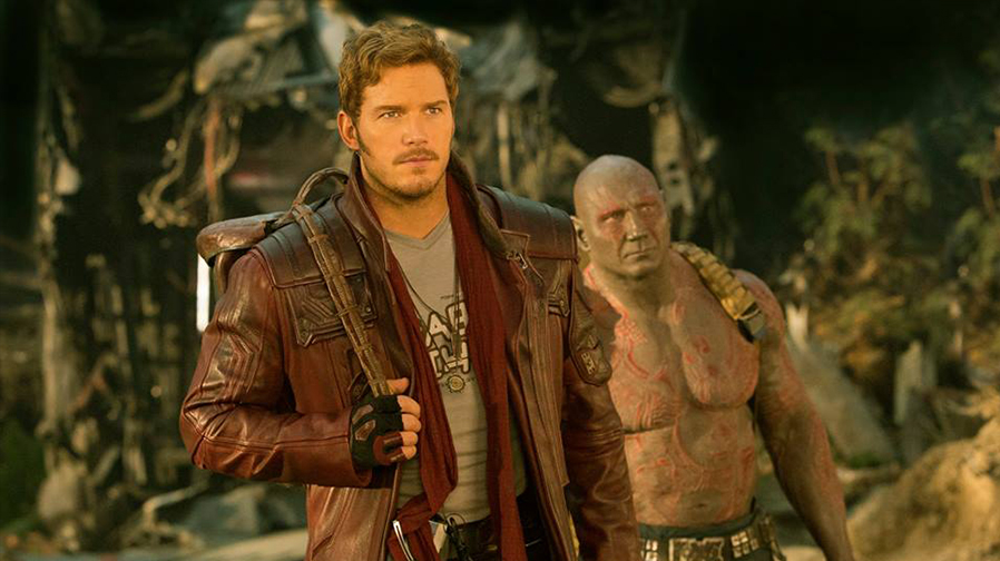 Check out these awesome new images for 'Guardians of the Galaxy Vol.2'