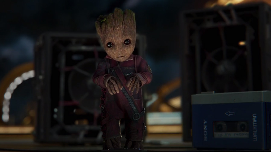 Bowie's 'Suffragette City' rocks the new TV spot for 'Guardians of the Galaxy Vol.2'