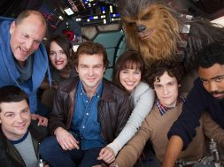 Han Solo Cast Star Wars SpicyPulp