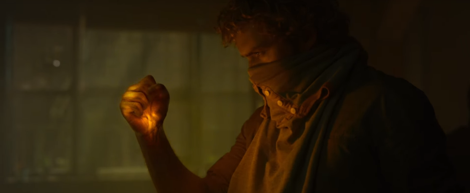 You have to see the new trailer for Marvel's 'Iron Fist'