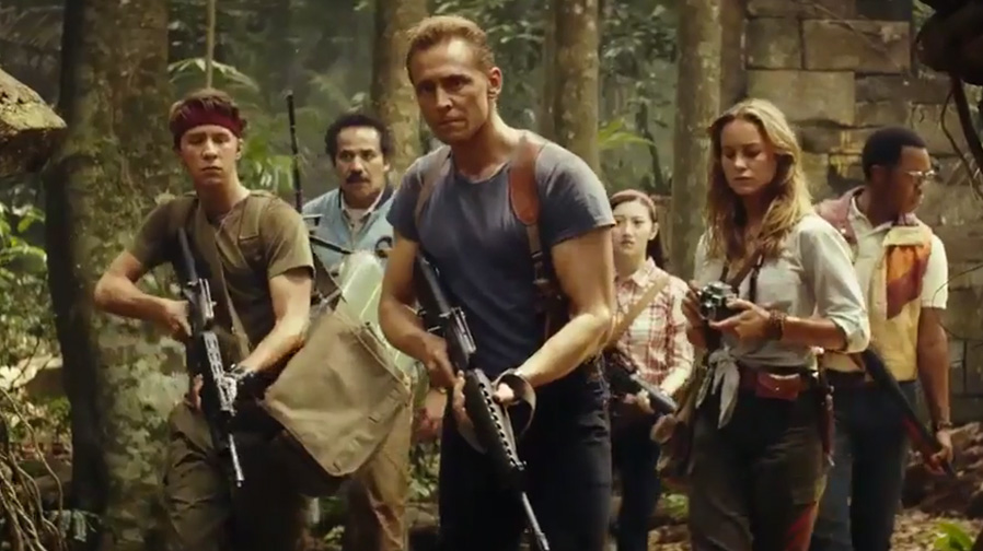Step inside the world of 'Kong: Skull Island' with new IMAX featurette