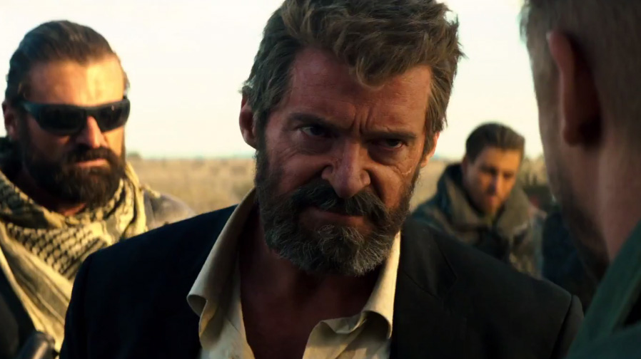 There's plenty of guts and glory in new 'Logan' spot
