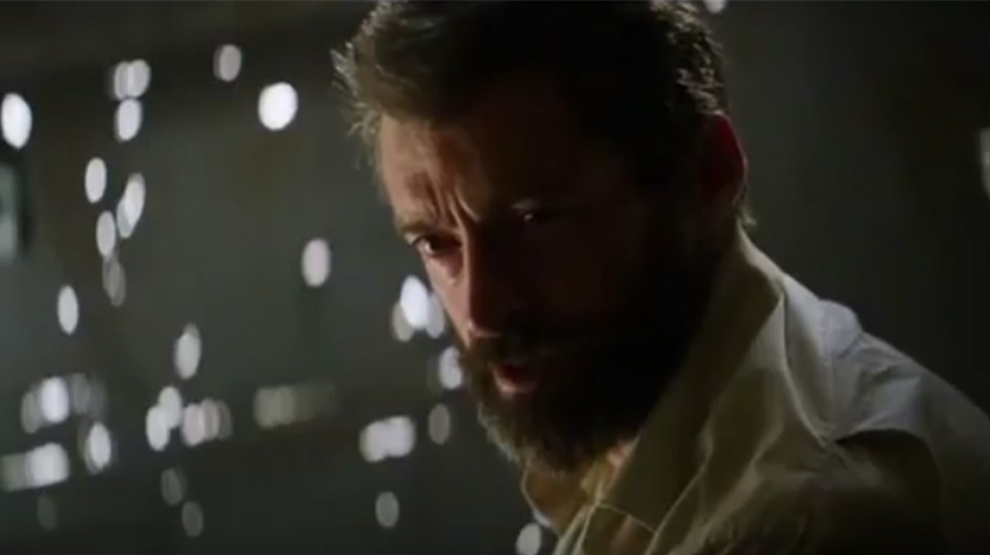 The end comes in new TV spots for 'Logan'