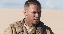 Armie Hammer throws down some serious drama in 'Mine'