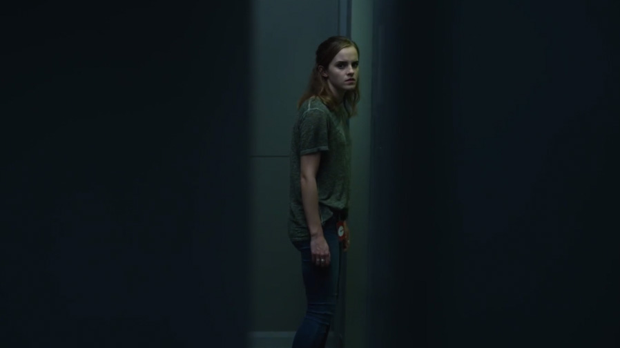 Emma Watson finds herself trapped by the power of 'The Circle'