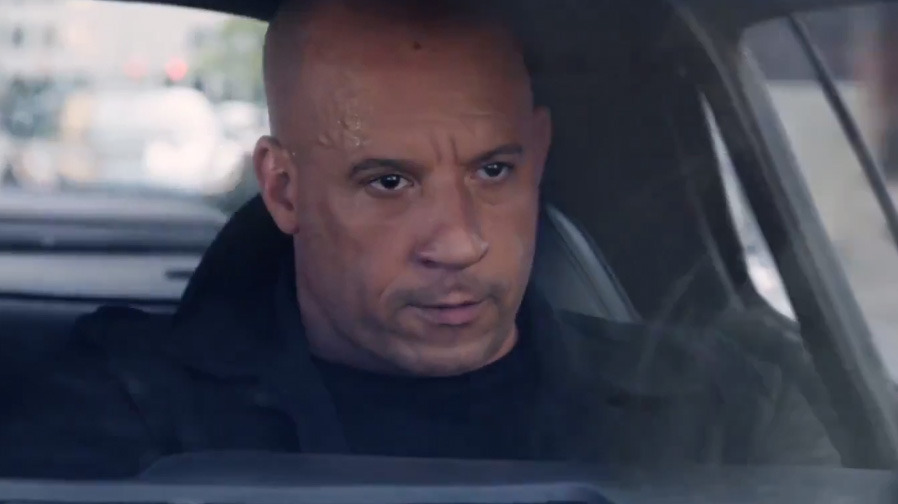 It's go big or go home in new spot for 'The Fate of the Furious'