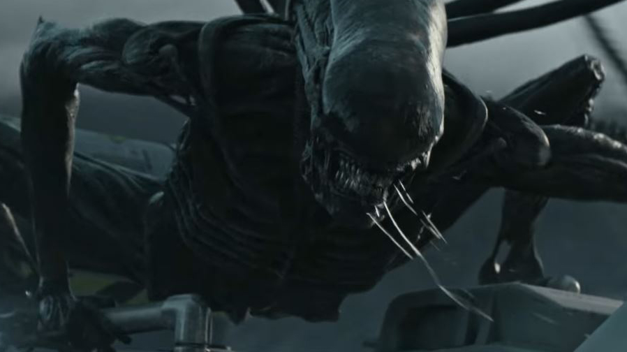 "Paradise becomes a nightmare in new trailer for ""Alien: Covenant'"
