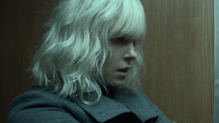 Charlize Theron kicks some serious ass in 'Atomic Blonde'