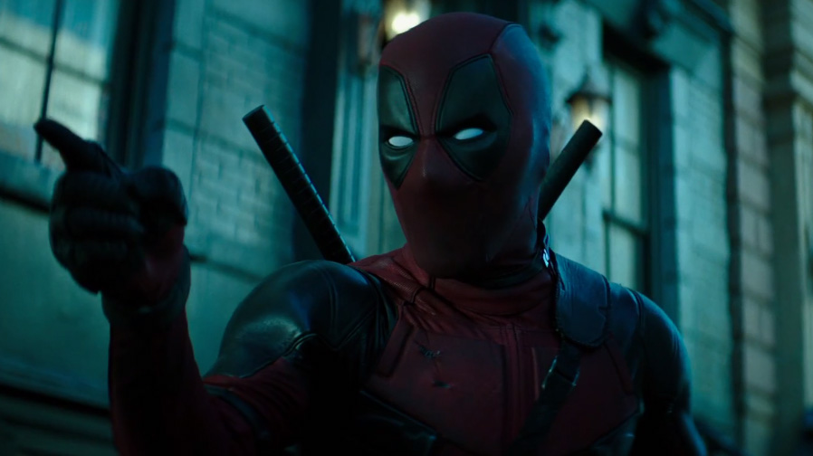 Watch the first teaser for 'Deadpool 2'