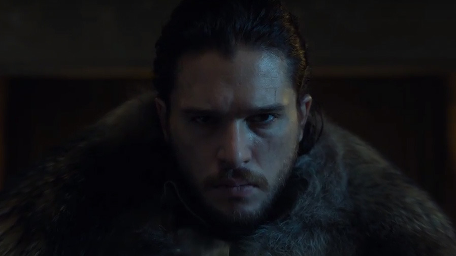 The trailer for 'Games of Thrones' season seven features powerful personalities