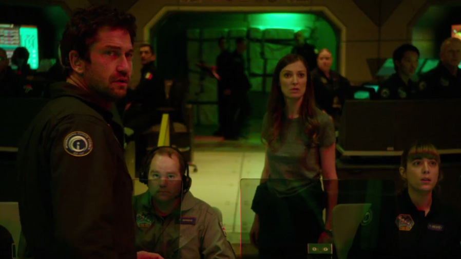 Prepare for some crazy weather in the first teaser for 'Geostorm'