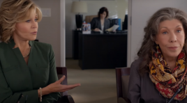 'Grace and Frankie' are in the vibrator business in season three trailer