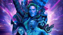 Get ready for a shot of neon with new poster for 'Guardians of the Galaxy Vol.2'