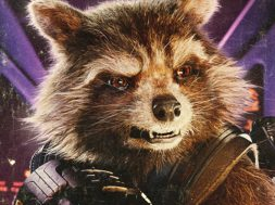 Guardians of the Galaxy Vol 2 Character Posters Rocket SpicyPulp