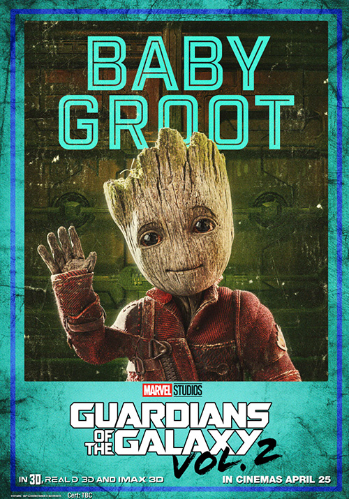 Guardians of the Galaxy Vol 2 Posters SpicyPulp