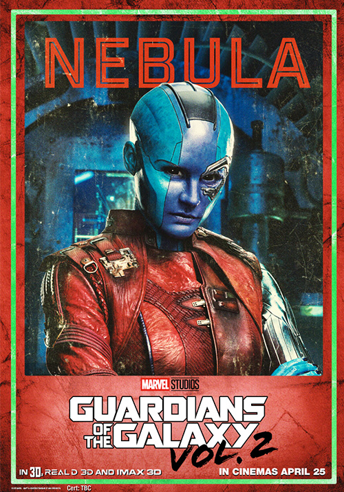 Guardians of the Galaxy Vol 2 Posters SpicyPulp Nebula