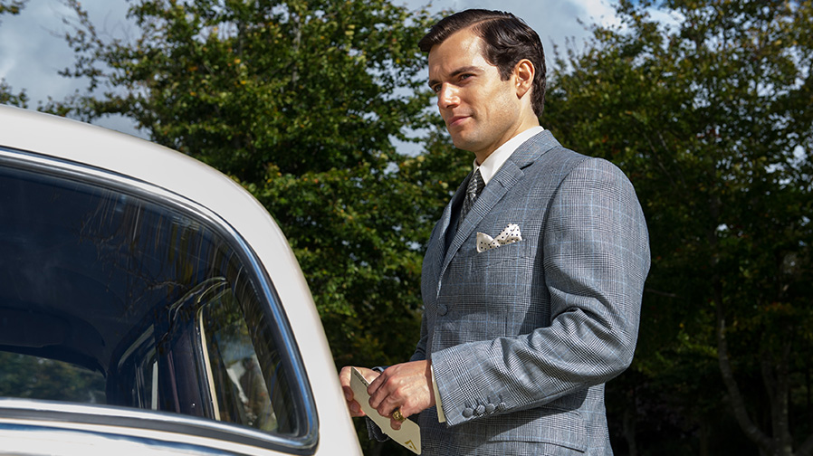 Henry Cavill confirms casting in 'Mission: Impossible 6'