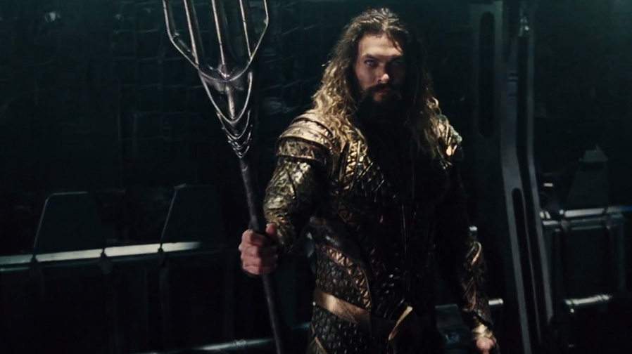 Behold the King of Atlantis in new 'Justice League' trailer tease