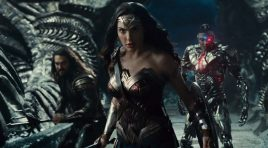 The impressive first trailer for 'Justice League' is here
