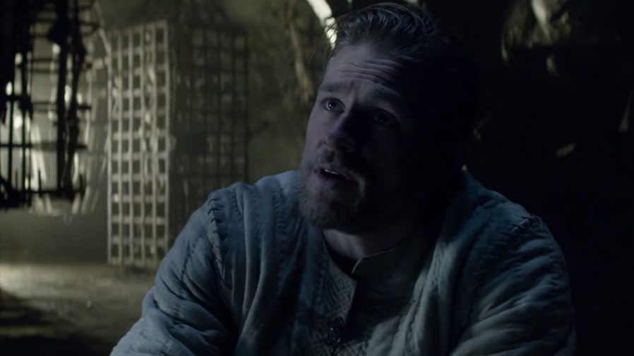 Charlie Hunnam totally slays in new spot for 'King Arthur: Legend of the Sword'