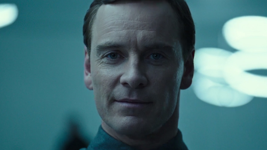 Meet Walter in this creepy new promo for 'Alien: Covenant'