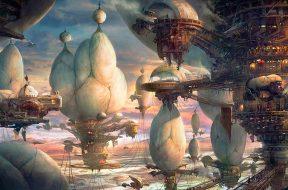 Mortal Engines Artwork Weta SpicyPulp
