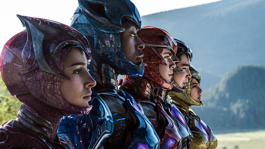 'Power Rangers' – Review