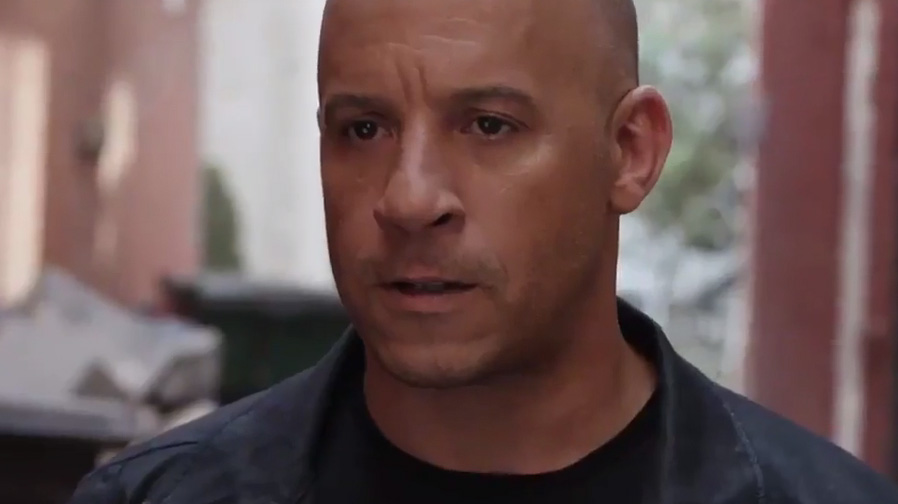 Get your adrenaline fix with the brand new trailer for 'The Fate of the Furious'