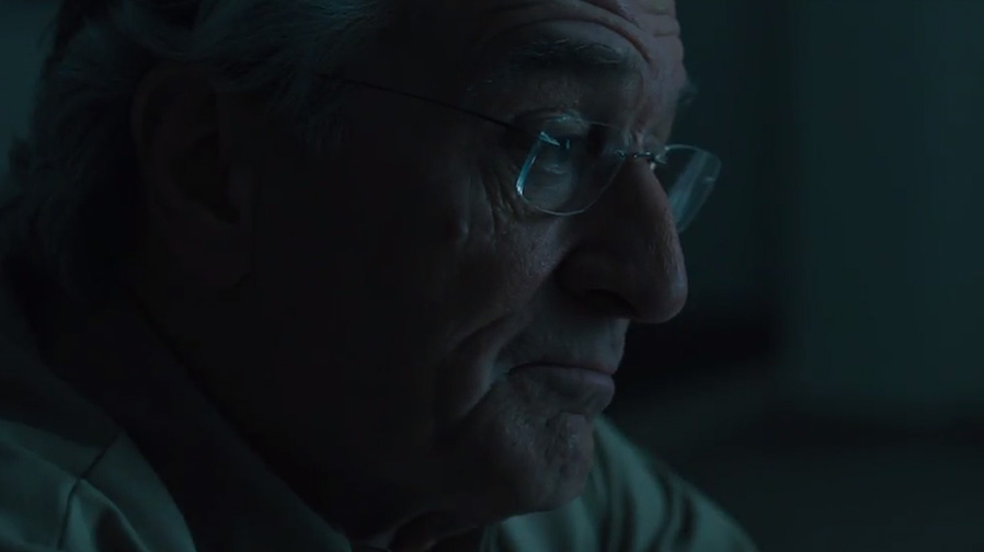 Robert De Niro becomes the face of greed for 'The Wizard of Lies'