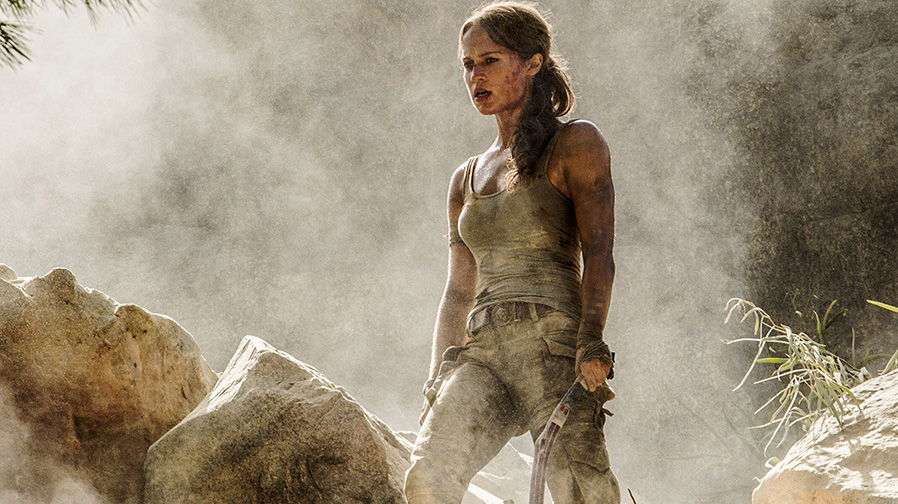 Tomb Raider First Look SpicyPulp