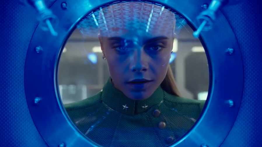 Luc Besson shares new trailer tease for 'Valerian and the City of a Thousand Planets'