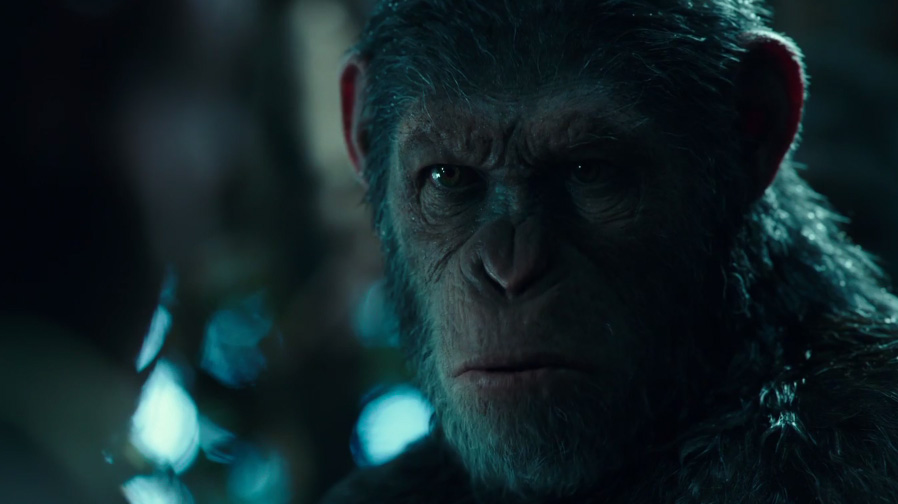 It's survival of the fittest in new trailer for 'War for the Planet of the Apes'