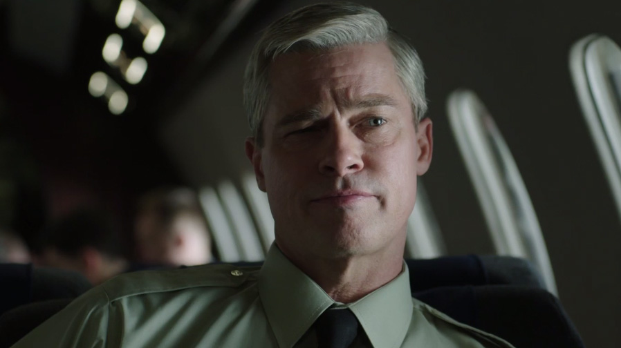 Brad Pitt is front and centre for 'War Machine'