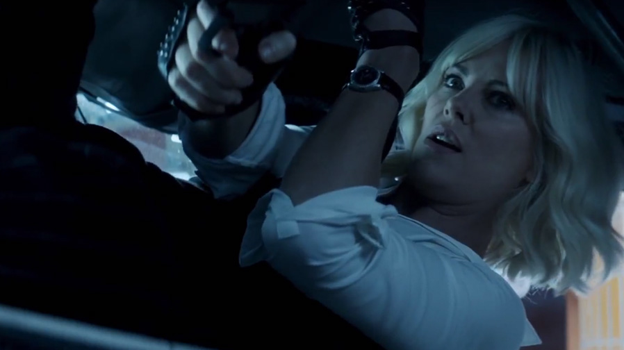 Charlize Theron is unstoppable in the new trailer for 'Atomic Blonde'