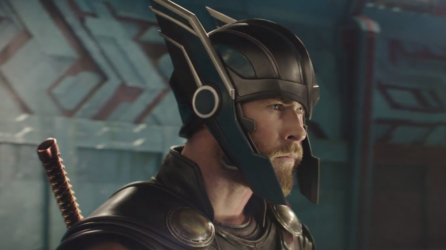 The god of thunder returns in first teaser for 'Thor: Ragnarok'