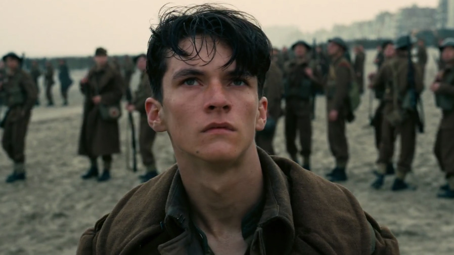 The new trailer for Christopher Nolan's 'Dunkirk' is here