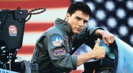 Tom Cruise confirms production for 'Top Gun' sequel