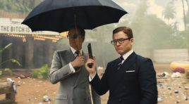 The world needs saving in new trailer for 'Kingsman: The Golden Circle'